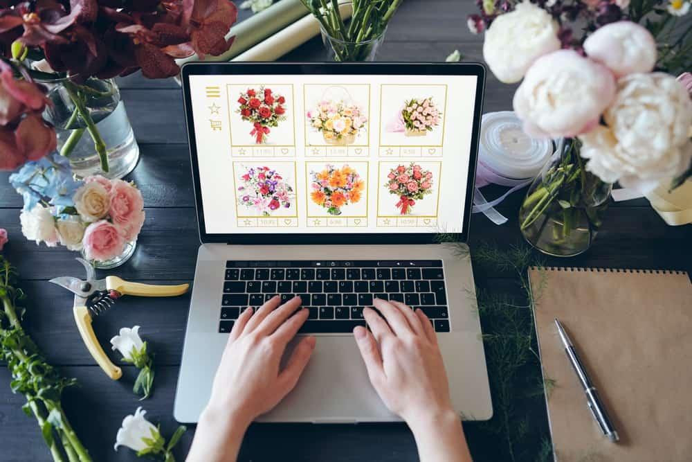 event rental software online store