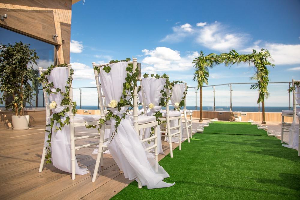 event rental wedding